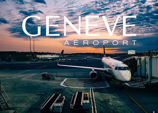 Photo de l'Aèroport de Genève